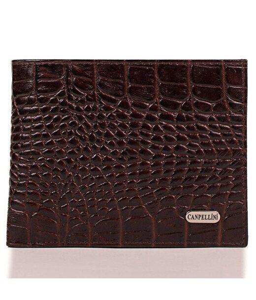 Чоловічий шкіряний гаманець CANPELLINI (КАНПЕЛЛІНІ) SHI1042-10