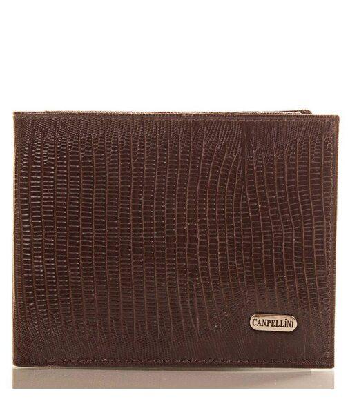 Чоловічий шкіряний гаманець CANPELLINI (КАНПЕЛЛІНІ) SHI1021-10-LAZ