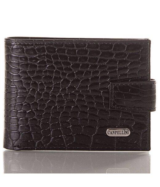 Чоловічий шкіряний гаманець CANPELLINI (КАНПЕЛЛІНІ) SHI1408