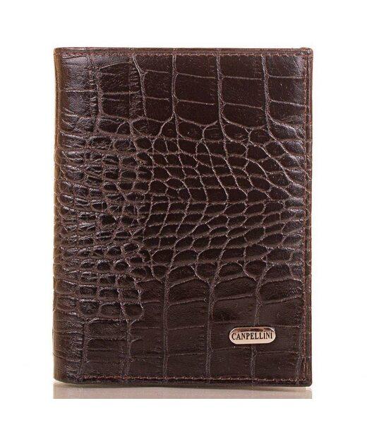 Чоловічий шкіряний гаманець CANPELLINI (КАНПЕЛЛІНІ) SHI505
